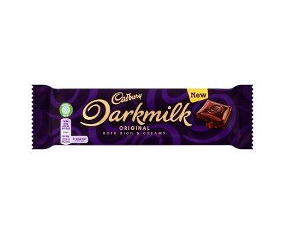 Cadbury Darkmilk Chocolate Bar