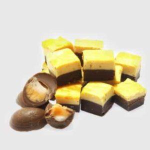 The Fudge Factory - Cream Egg Fudge Nougat