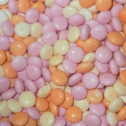 Mentos Chewy Dragees Fruit Bags