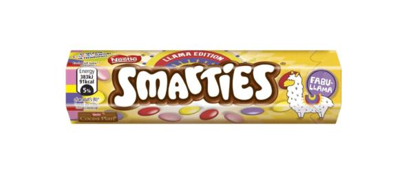 Smarties Hexatube Lama