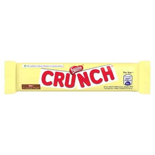 Nestle White Crunch 31g Bars