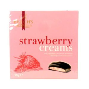 Beechs Summer Strawberry Creams 90g B