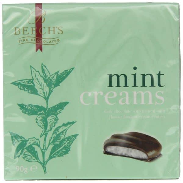 Beechs Mint Creams 90g Boxes