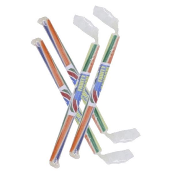 Fruity Rainbow Rock Sticks